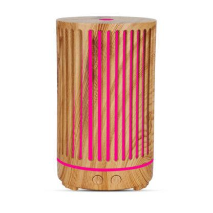 Oak Continuum oil diffuser home decor home aromatherapy pink