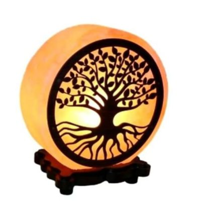 tree of life salt lamp
